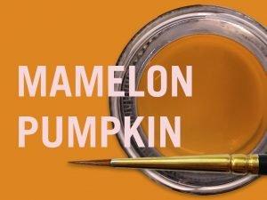 MiYO Mamelon Pumpkin